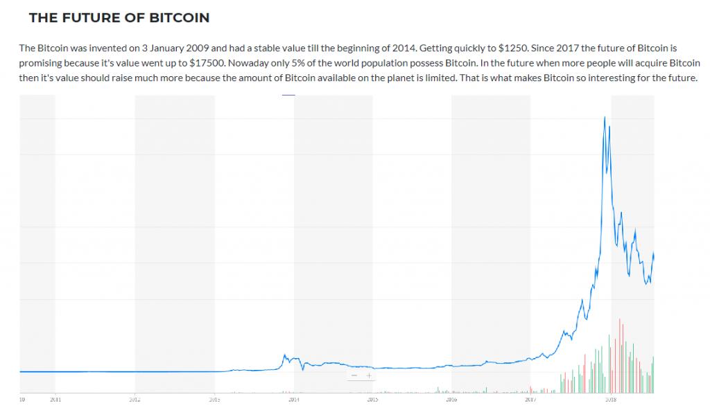 bitcoin trading legittimo